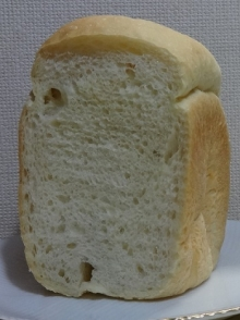 ソフト食パン(こちらの水の分量は180cc)