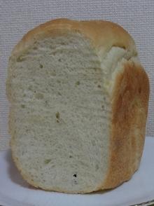 ソフト食パン(こちらの水の分量は165cc)