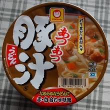マルちゃん あつあつ豚汁うどん 113円
