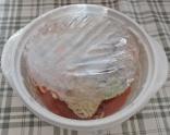 こんな冷凍カップ麺です。