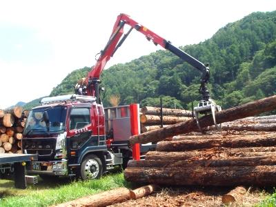林業用ユニックパル