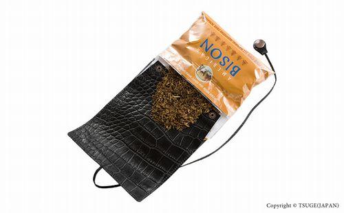 山梨手巻きタバコ葉を入れるケースオシャレクール
