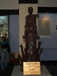 戦争証跡博物館-展示品2