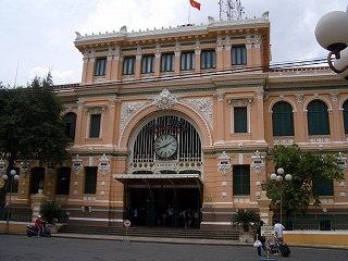 中央郵便局-外観