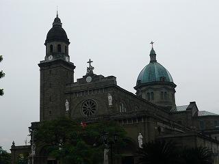 マニラ大聖堂1