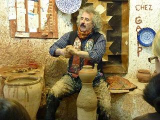アヴァノスの陶器工房-6