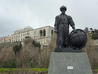 トプカプ宮殿の像