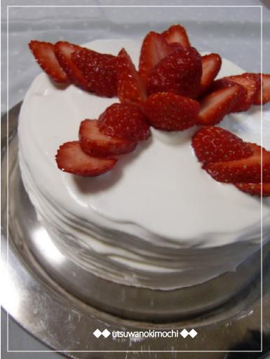 誕生ケーキ529