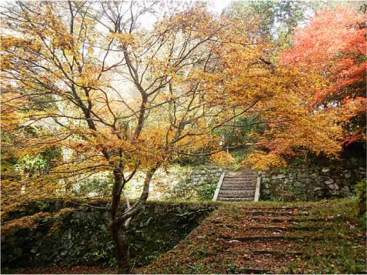 八幡神社跡