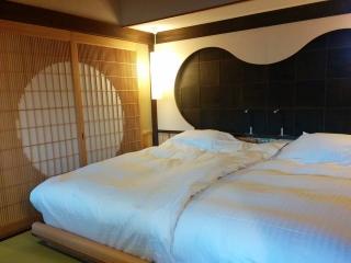 円かの杜ベッド