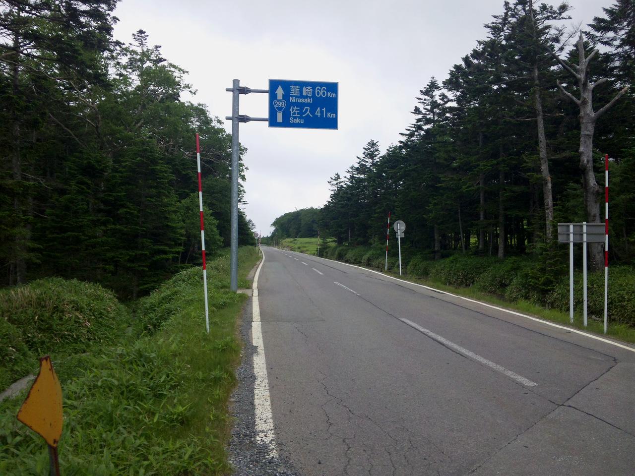 R299 麦草峠