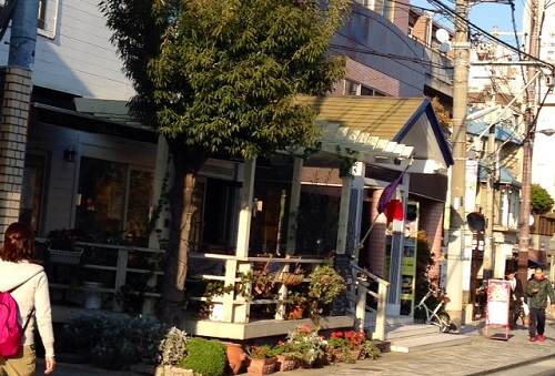 北野lカフェ