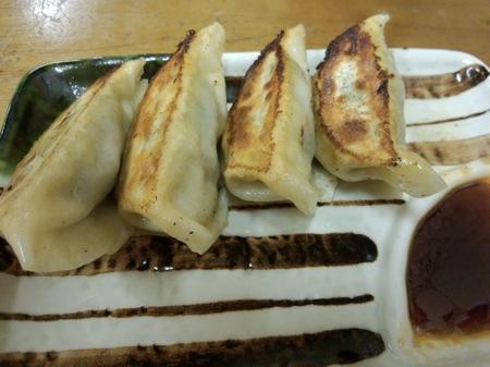 室蘭市じぇんとる麺(中島) また訪問