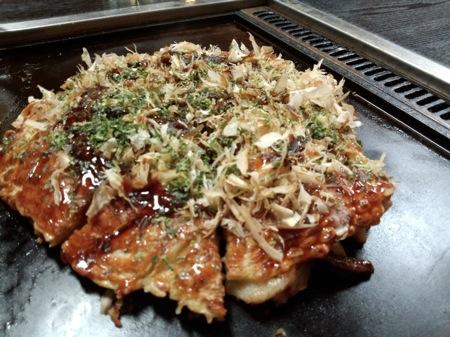 八雲町焼き肉、鉄板焼き、お好み焼き みよし