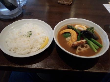 札幌市カリー乃 五◯堂