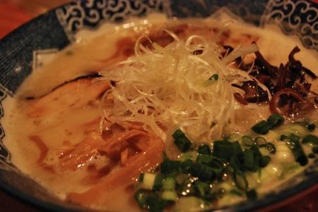 札幌市麺や亀陣