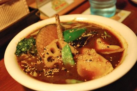札幌市 札幌スープカリーHot Spice