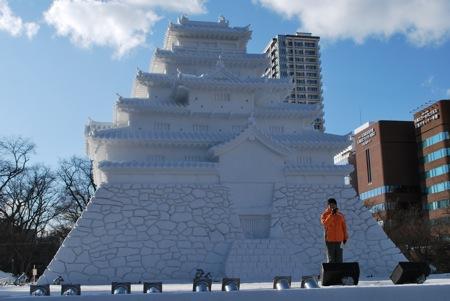 札幌市 さっぽろ雪まつり 2012