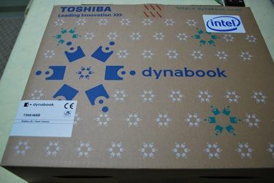 パソコン TOSHIBA T350