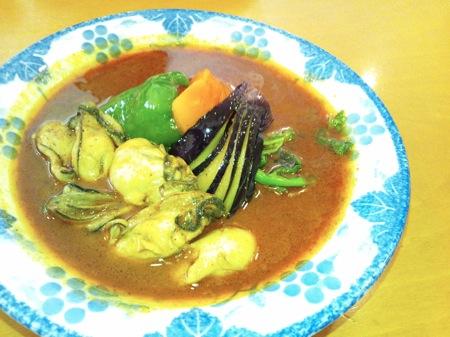 札幌市 スープカリー木多郎