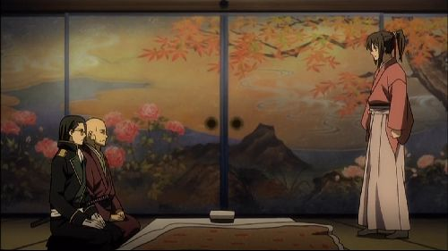 散ずる桜花 8