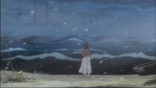散ずる桜花 25