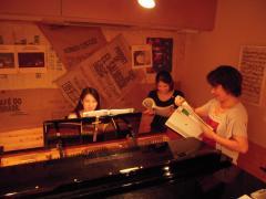 合唱練習川波