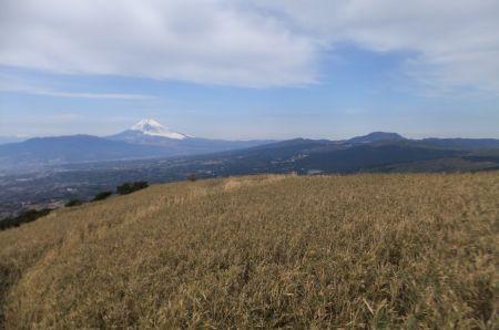富士山と箱根