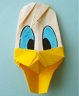 ハート 折り紙:折り紙 折り方 キャラクター ディズニー-vongi.blog72.fc2.com