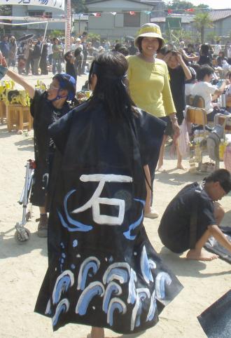 運動会ソーラン衣装