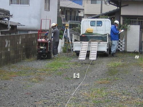地質調査2