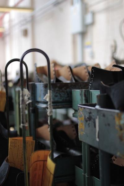SANDERSサンダース革靴madeinengland英国製12