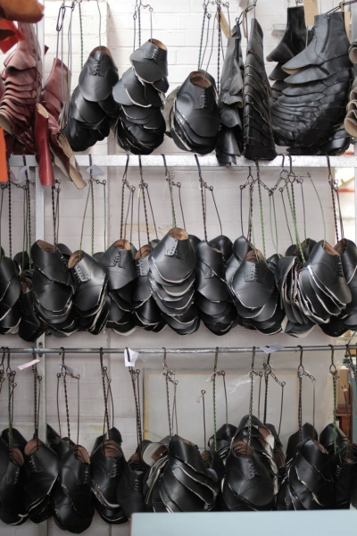 SANDERSサンダース英国靴madeinengland18