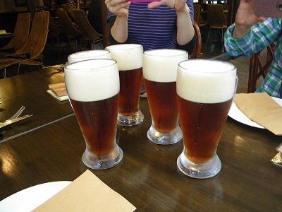 石川酒造ビール園