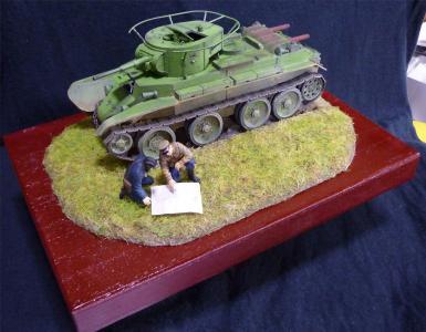 BT-7タミヤ2