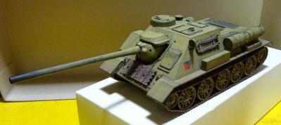 タミヤ1/35SU-100-2