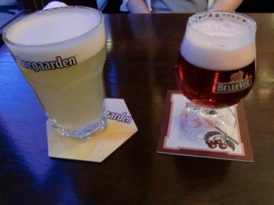 樽生ベルギービール