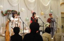 オカリナクリスマスコンサート20141221-3