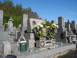 墓参り20141127-1