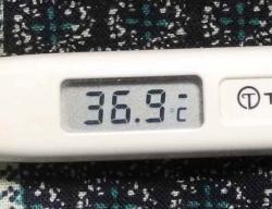 熱が出た20141120-2