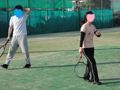 テニス4無題
