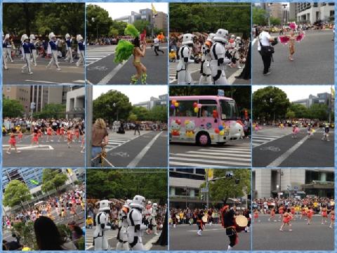 1パレード
