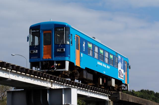 AR302宝満川