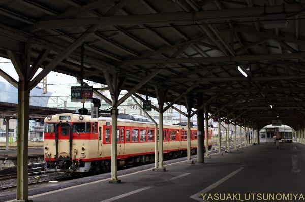 長崎駅2番ホーム