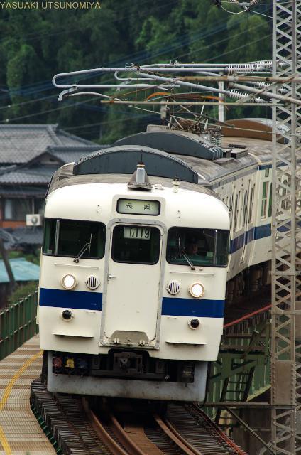 長崎本線415系