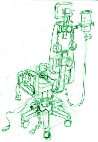 拷問椅子 特別価格120,000円(嘘)
