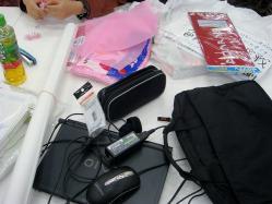 11月2日:早稲田祭第2回準備作業 (3)