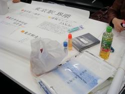11月2日:早稲田祭第2回準備作業 (2)