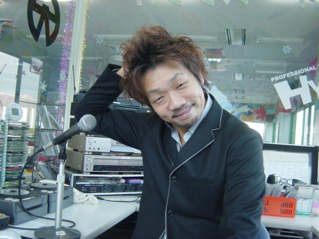 DJ-KATSUYA開幕