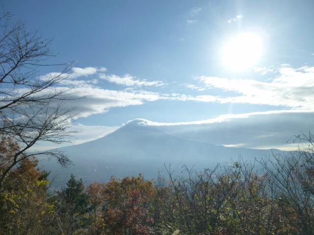 2011.11富士山の裾